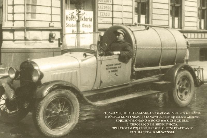 pojazd historia