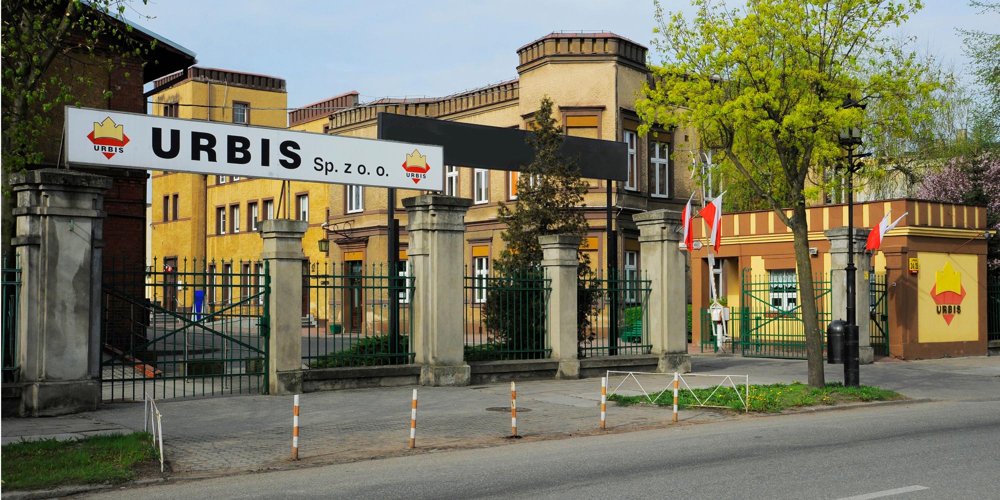 Witamy na stronie Spółki Urbis