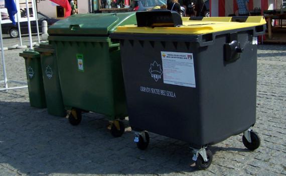 post - pojemniki na śmieci 1