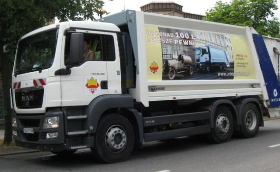 post - zom ciężarówka
